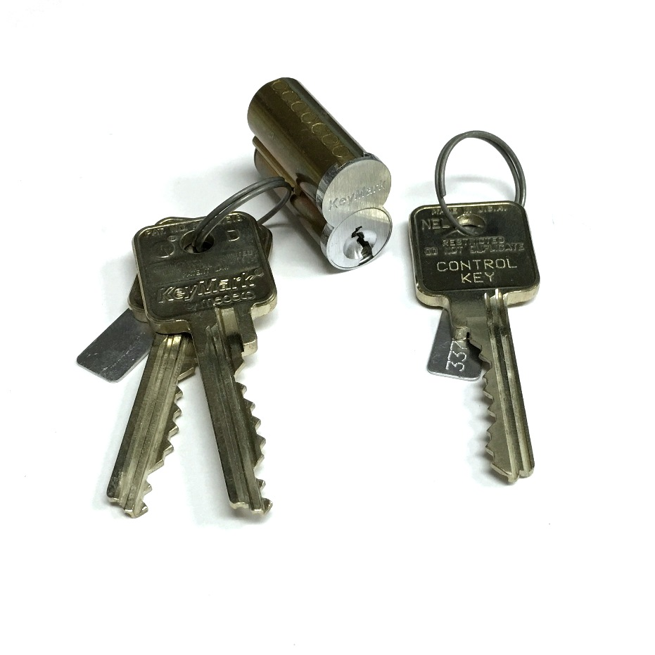 Locking System with Master Key