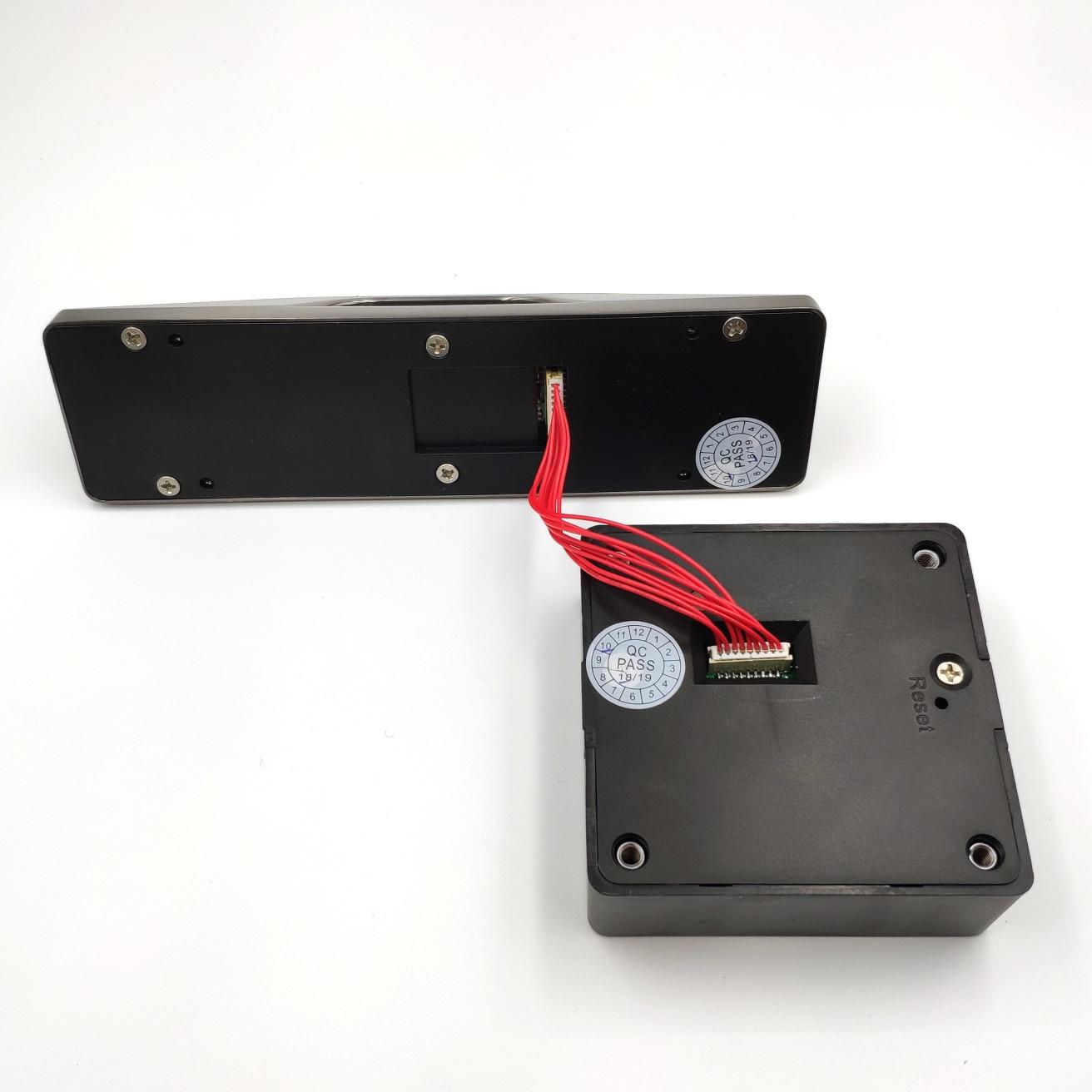 Fingerprint Rfid Pin Operate Digital Cabinet Lock For