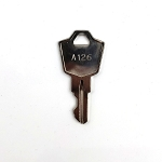 A126 Replacement Key