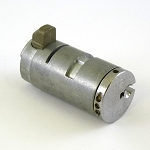 Treadlok Lock Plug with Key for Treadlok Security INC lay down chest style safe lock replacement