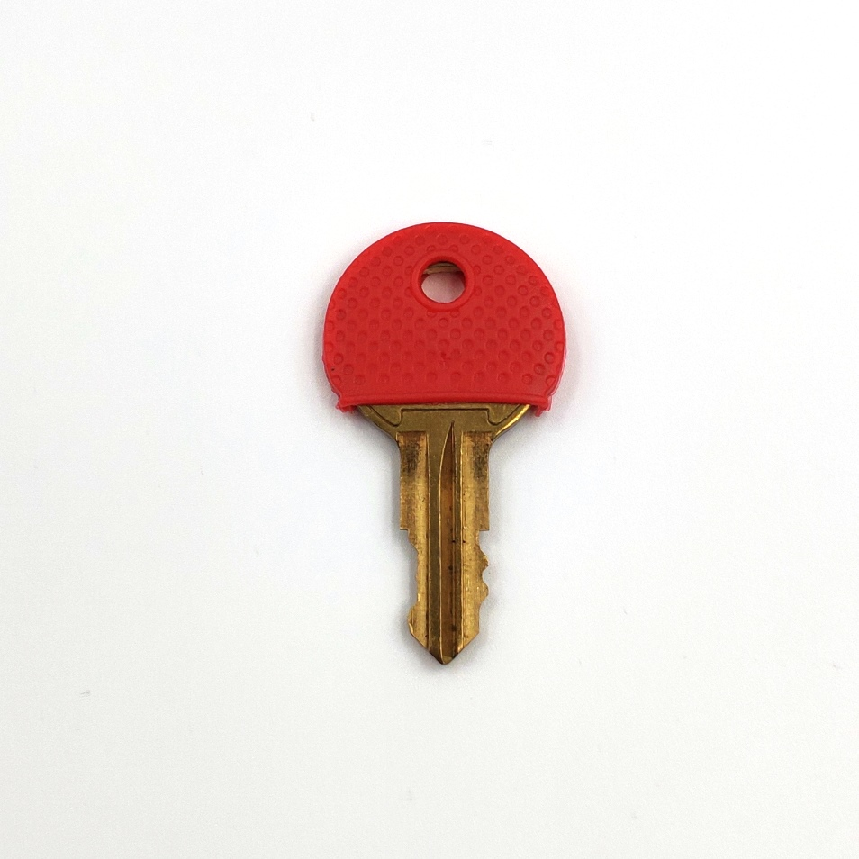 2X 24 Key Caps With Flexible Key Cover For Easy Identification Of Door Keys A9S9