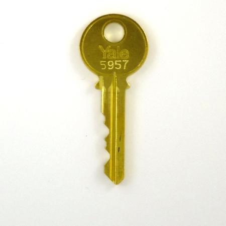 Yale 5957 Key