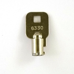 Thompson / Payne Elevator 6330 Replacement Key