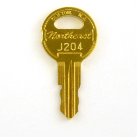 Monitor J204 Key Monitor Elevator Fixture Security Key