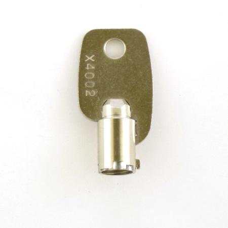 X4002 Key - elevator run/stop, inspection service