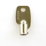 X4001 tubular (barrel ) Key