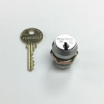 Medeco Switch Lock Head for Shaft Style K&N blue switch