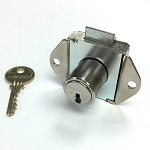 Medeco High Security Flush Mount cabinet lock