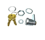 "5/8"" Body Length CCL Cam Lock with 2 CAT60 keys, 3/16"" spacer collar and ½"" long cam included"