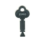 Gamewell 25460 Christmas Tree Key