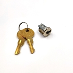 Compx Timberline Lock Plug with 2 Keys