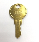 E114 KEY FOR DISPENSER