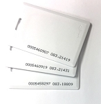 RFID CARD for 125 KHz RFID locks