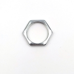 Hex Panel Nut with 3/4