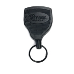 KeyBak Heavy Duty Retractable Key Holder with Belt Clip