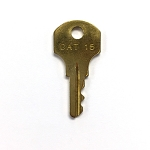 CAT 15 Key - Fire Alarm Key Harrington Signal EST