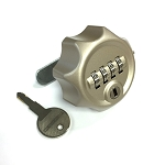 Heavy Duty Combination Cam Lock for Cabinets /Lockers with Master Key Override