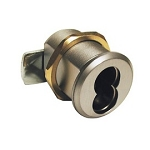 Olympus 720B-DM SFIC Solid Brass Cam Lock, alternative of Best 1E7D4  (no core)