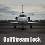 Medeco Aircraft Security Solution - Gulfstream Locks