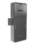 Reinforced Electronic RFID hidden cabinet lock with Metal Enclosure and wide bolt