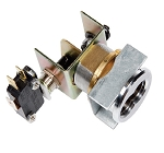LFIC key switch lock, B3, compatible to Schlage (no core)