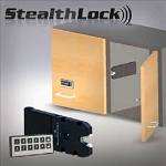 StealthLock Concealed Cabinet and Drawer Wireless Locking System