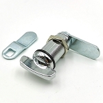 1-3/8 inch Thumb Operated Compartment Door Cam Lock