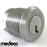 Medeco Tappered Shell and Hex Nut for medeco Removable Plug (Less Core)