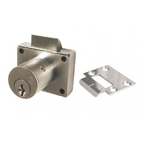 Olympus L78 Heavy Duty Latch Lock, Schlage C Keyway