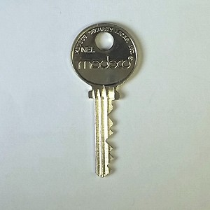 Replacement Key for Treadlok Safe (Also known as Treadlock gun safe key)