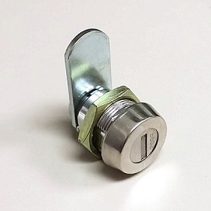 "5/8"" Weather Resistant Cam Lock with Dust Shutter"