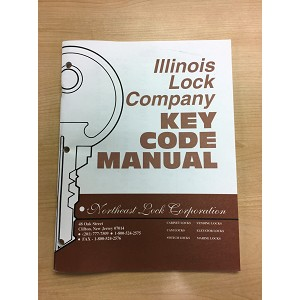 Illinois Lock Company Key Code Manual