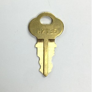 Chicago - Compx H2148 Key (Also known as 2148 key)
