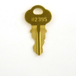 Chicago - Compx H2395 Key (also known as D2395 or 2395 key)