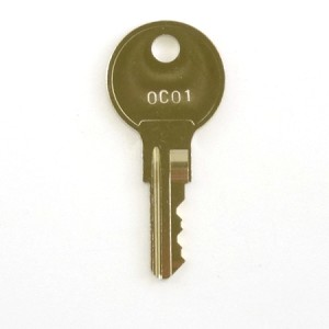 Schindler OCO1 Key - elevator inspection / access key