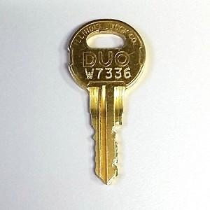 DUO W7336 Key