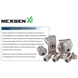 Medeco Nexgen XT Host Kit (Software, USB Cable, USB Programming Station, USB Security Dongle)