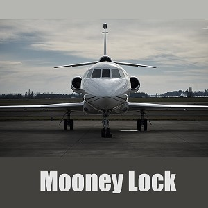 Medeco Aircraft Security Solution - Mooney Lock